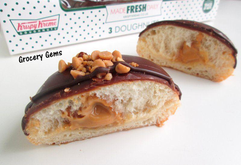 reese's cup krispy kreme donuts