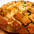 CHEESY GARLIC ARTICHOKE PULL-APART BREAD