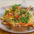 Noodle Sesame Salad