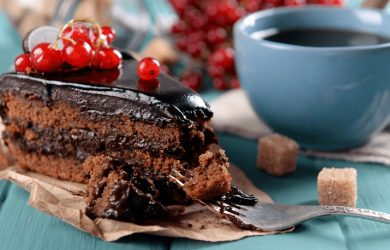 chocolate cake health benefits