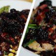 Blackberry Mint Savory Chicken