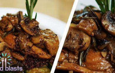 Garlic Balsamic Chicken