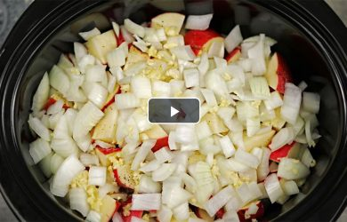 slow cooker casserole recipe