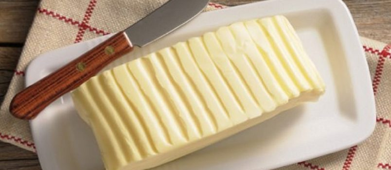 switch butter to margarine